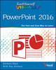 Teach Yourself VISUALLY PowerPoint 2016 (1119074703) cover image