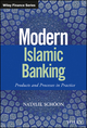 Modern Islamic Banking: Products and Processes in Practice (1119127203) cover image