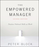 The Empowered Manager: Positive Political Skills at Work, 2nd Edition (1119282403) cover image