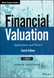 Financial Valuation: Applications and Models, + Website, 4th Edition (1119286603) cover image