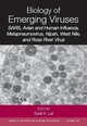 Biology of Emerging Viruses: SARS, Avian and Human Influenza, Metapneumovirus, Nipah, West Nile, and Ross River Virus (1573316903) cover image