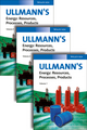 Ullmann's Energy: Resources, Processes, Products, 3 Volume Set (3527333703) cover image