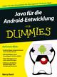 Java für die Android-Entwicklung für Dummies (3527686703) cover image