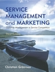 Service Management and Marketing: Customer Management in Service Competition, 3rd Edition (EHEP000903) cover image