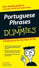 Portuguese Phrases For Dummies (0470037504) cover image