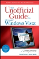 The Unofficial Guide to Windows Vista (0470377704) cover image