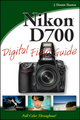 Nikon D700 Digital Field Guide (0470413204) cover image