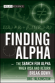 Finding Alpha: The Search for Alpha When Risk and Return Break Down (0470445904) cover image