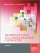 Introduction to Coordination Chemistry (0470519304) cover image