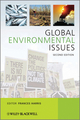 Global Environmental Issues, 2nd Edition (0470684704) cover image