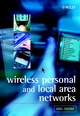Wireless Personal and Local Area Networks (0470851104) cover image