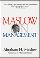 Maslow on Management (0471247804) cover image