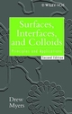 Surfaces, Interfaces, and Colloids: Principles and Applications, 2nd Edition (0471330604) cover image
