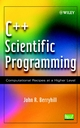 C++ Scientific Programming : Computational Recipes at a Higher Level (0471412104) cover image