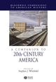 A Companion to 20th-Century America (0631211004) cover image
