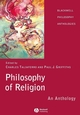 Philosophy of Religion: An Anthology (0631214704) cover image