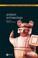 Andean Archaeology (0631234004) cover image