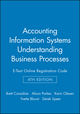 Accounting Information Systems Understanding Business Processes 4e E-Text Online Registration Code (0730302504) cover image