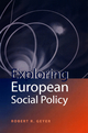 Exploring European Social Policy (0745619304) cover image