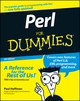 Perl For Dummies, 4th Edition (0764537504) cover image