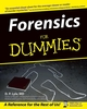 Forensics For Dummies (0764555804) cover image