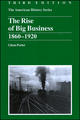The Rise of Big Business: 1860 - 1920, 3rd Edition (0882952404) cover image