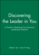 Discovering the Leader in You: A Guide to Realizing Your Personal Leadership Potential (1118008804) cover image