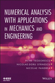 Numerical Analysis with Applications in Mechanics and Engineering (1118077504) cover image