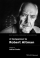 A Companion to Robert Altman (1118288904) cover image