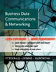 Business Data Communications and Networking, 11th Edition Binder Ready Version (1118356004) cover image