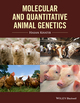 Molecular and Quantitative Animal Genetics (1118677404) cover image