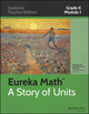 Common Core Mathematics, A Story of Units: Grade K, Module 1: Numbers to 10 (1118792904) cover image