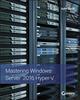 Mastering Windows Server 2016 Hyper-V (1119286204) cover image