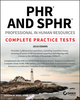 PHR / SPHR Professional in Human Resources Certification Practice Tests (1119426804) cover image