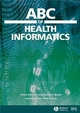 ABC of Health Informatics (1444312804) cover image