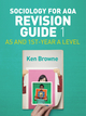 Sociology for AQA Revision Guide 1: AS and 1st-Year A Level (1509516204) cover image