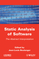 Static Analysis of Software: The Abstract Interpretation (1848213204) cover image