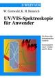 UV/VIS-Spektroskopie für Anwender (3527287604) cover image