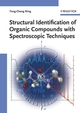 Structural Identification of Organic Compounds with Spectroscopic Techniques (3527312404) cover image