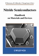 Nitride Semiconductors: Handbook on Materials and Devices (3527607404) cover image