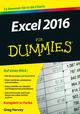 Excel 2016 für Dummies (3527802304) cover image