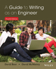 A Guide to Writing as an Engineer, 4th Edition (EHEP002504) cover image