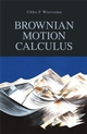 Brownian Motion Calculus (0470021705) cover image