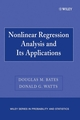 Nonlinear Regression Analysis and Its Applications (0470139005) cover image