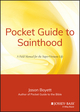Pocket Guide to Sainthood: The Field Manual for the Super-Virtuous Life (0470373105) cover image