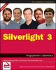 Silverlight 3 Programmer's Reference (0470385405) cover image