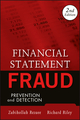 Financial Statement Fraud: Prevention and Detection, 2nd Edition (0470455705) cover image