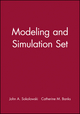 Modeling and Simulation Set  (0470556005) cover image