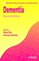 Dementia, 2nd Edition (0470858605) cover image