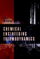 Chemical Engineering Thermodynamics: An Introduction to Thermodynamics for Undergraduate Engineering Students (0471055905) cover image